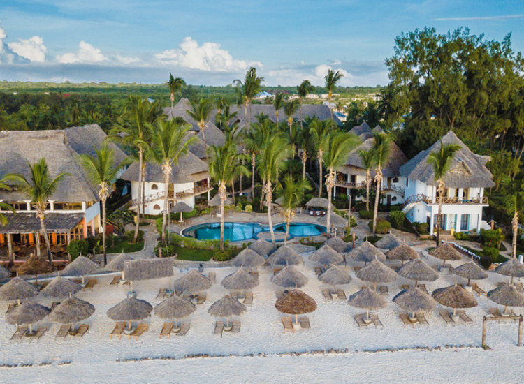 AHG Waridi Beach Resort & Spa (Pwani)